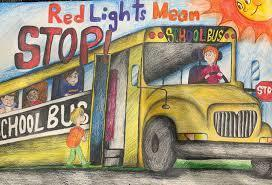 National School Bus Safety Week Observed at USD 335