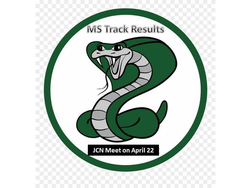 MS Track Teams Compete in JCN Meet