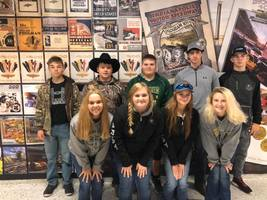 JH FFA Attends National Convention