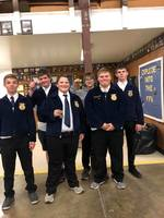 FFA Members Show Their Skills at Leadership Conference