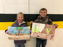 JHES Students Win Poster Contest