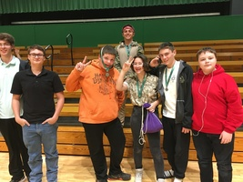 JV Scholars Bowl Earns Second at JCN
