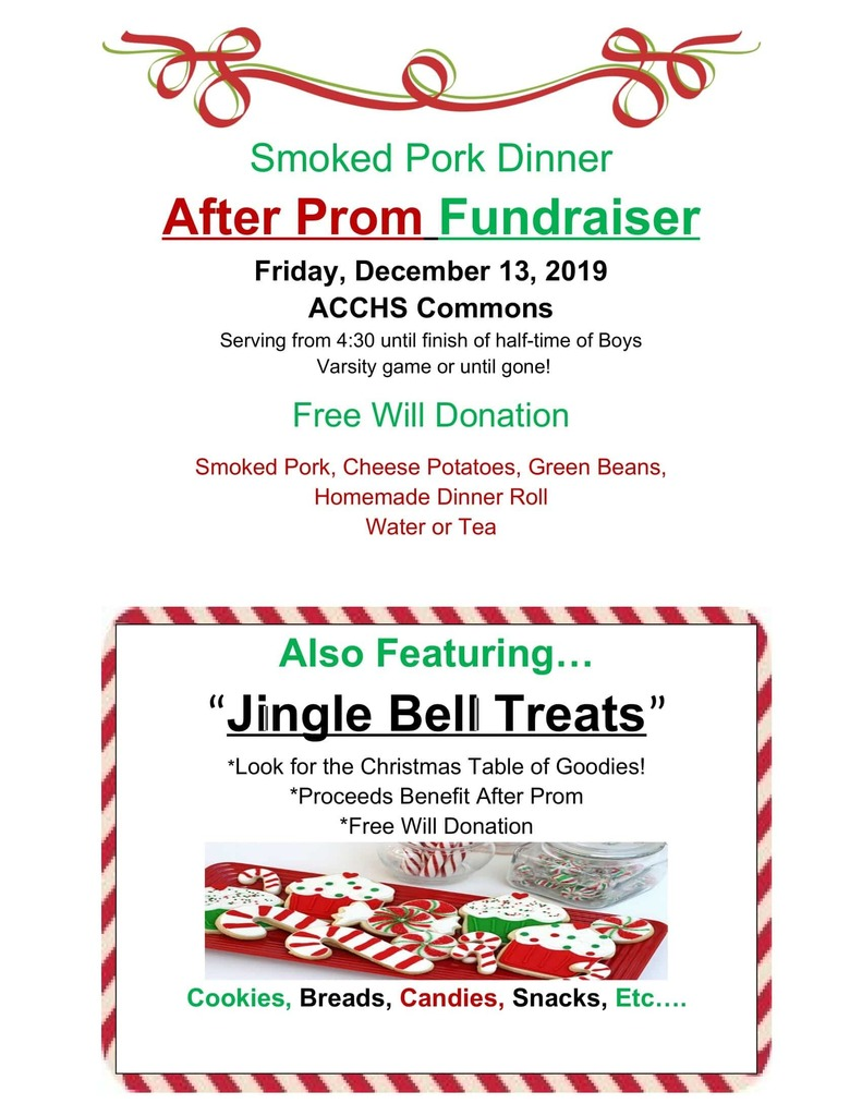 After Prom Fund Raiser