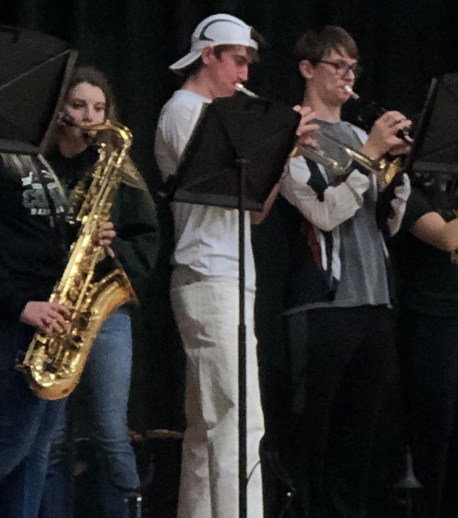 Cobra Pep Band